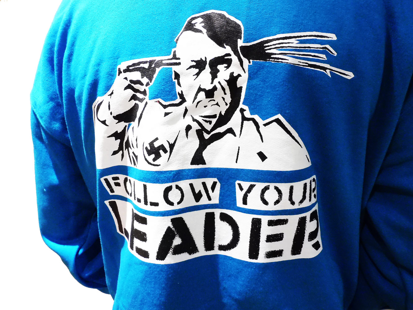 Follow Your Leader - Anti-Fa
