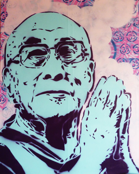 Revolting Mass / MAS - Dalai Lama Meditation Piece
